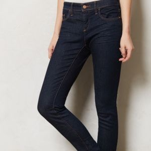 Anthropologie Pilcro & the Letterpress Skinny Jean